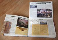 Civil War Book Open