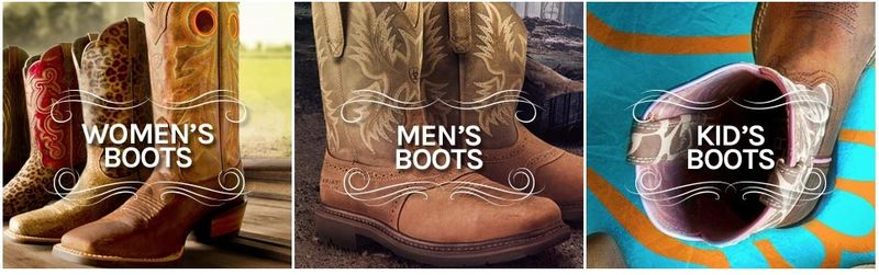 CountryOutfitter Boots