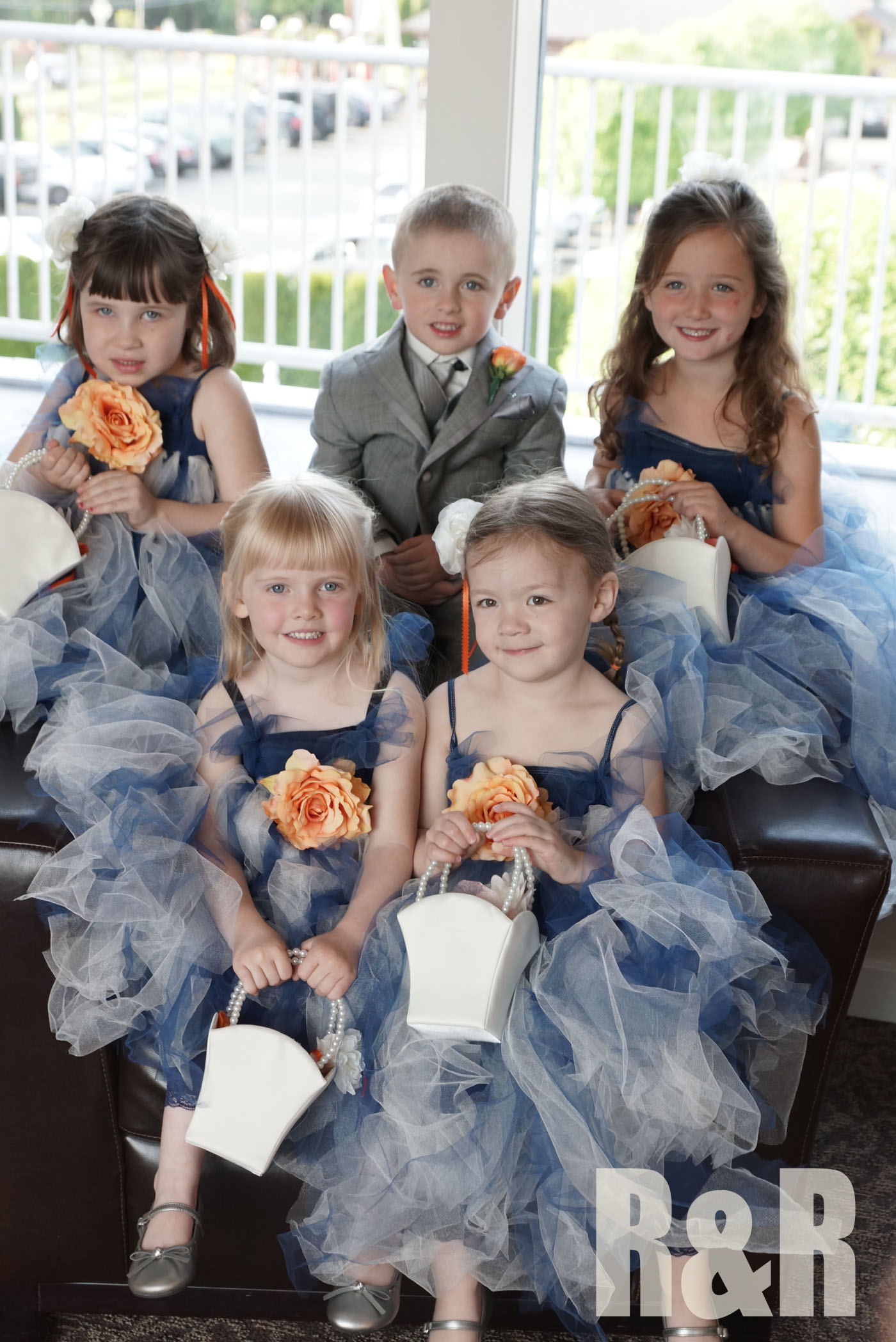 Diy No Sew Tutu Flower Girl Dress