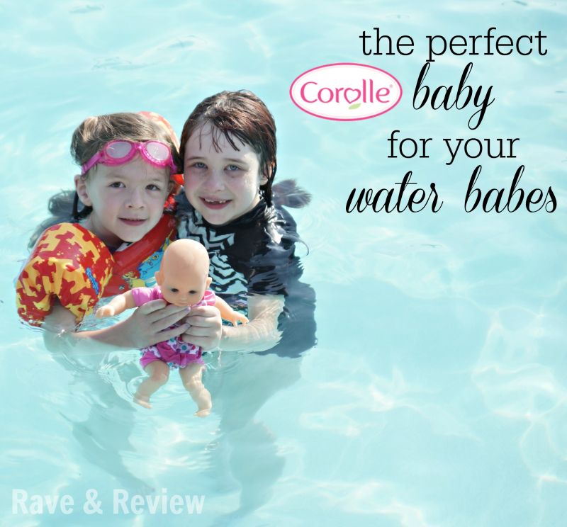 The perfect Corolle baby