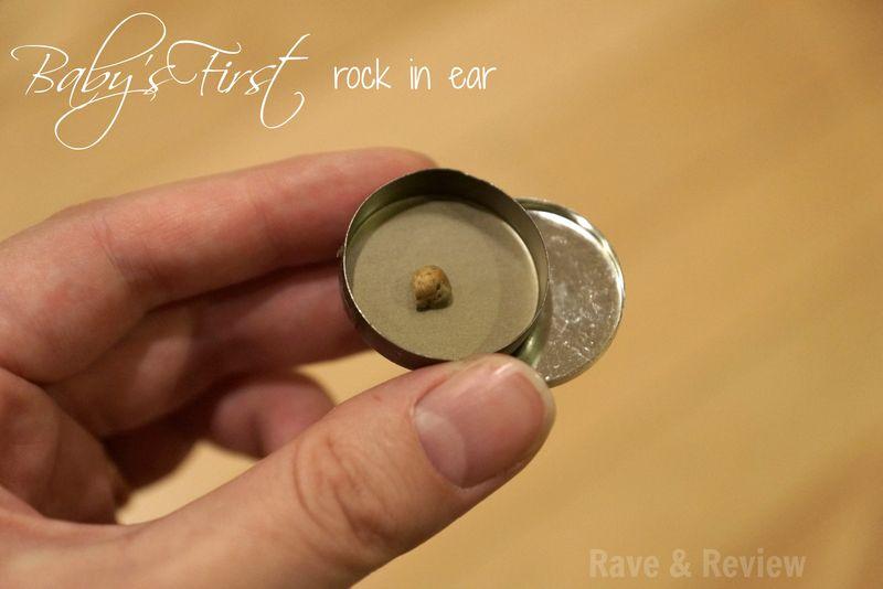Baby's First rock in ear