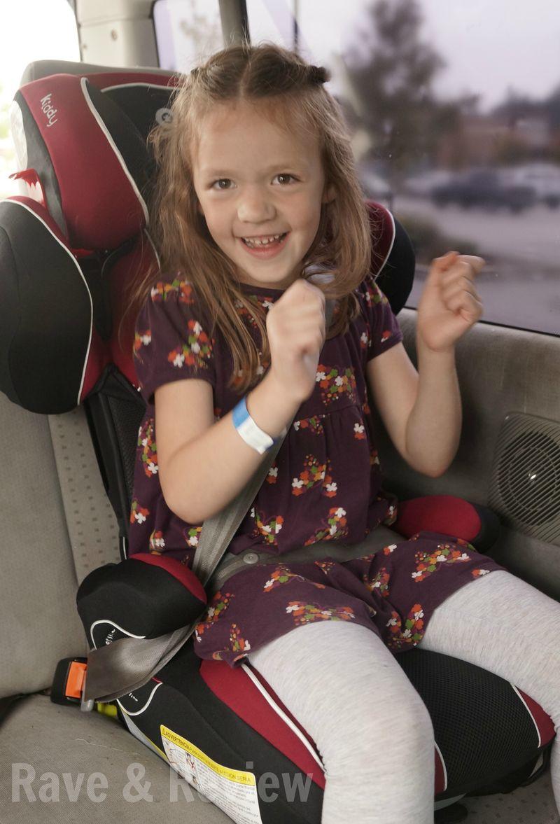 Kiddy happy passenger