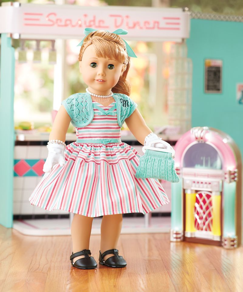 Maryellen Jukebox Doll Set-LR