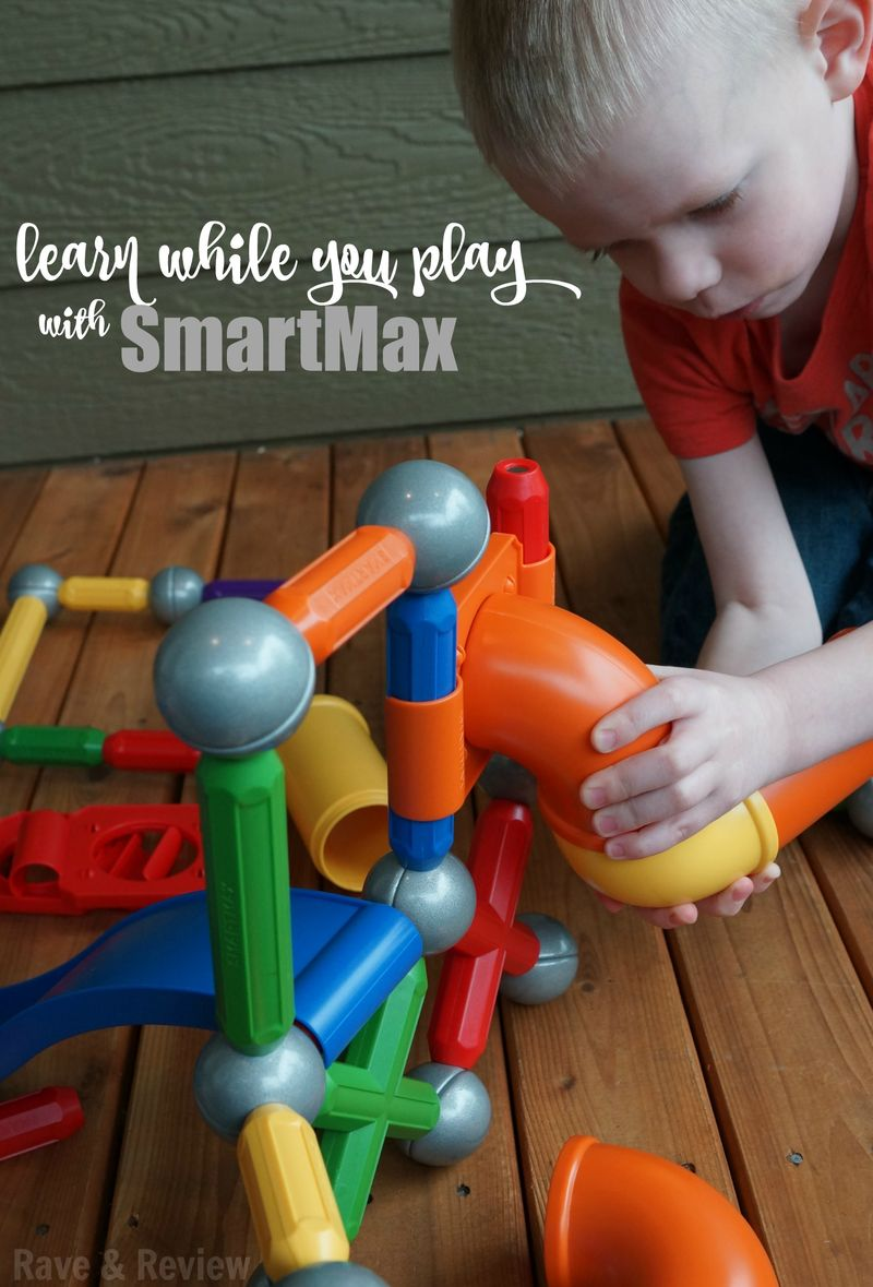 SmartMax learn while you play