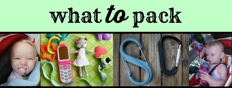 Disney What To Pack