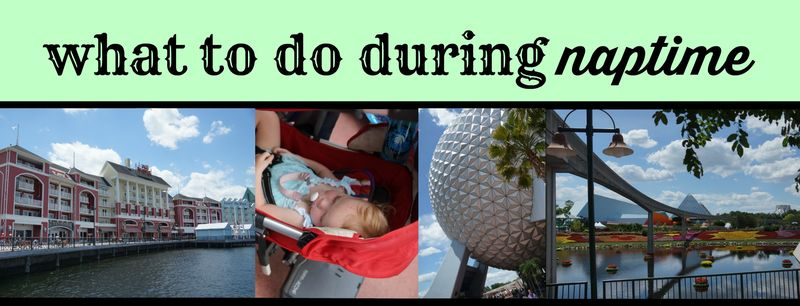 Disney What To Do During Naptime