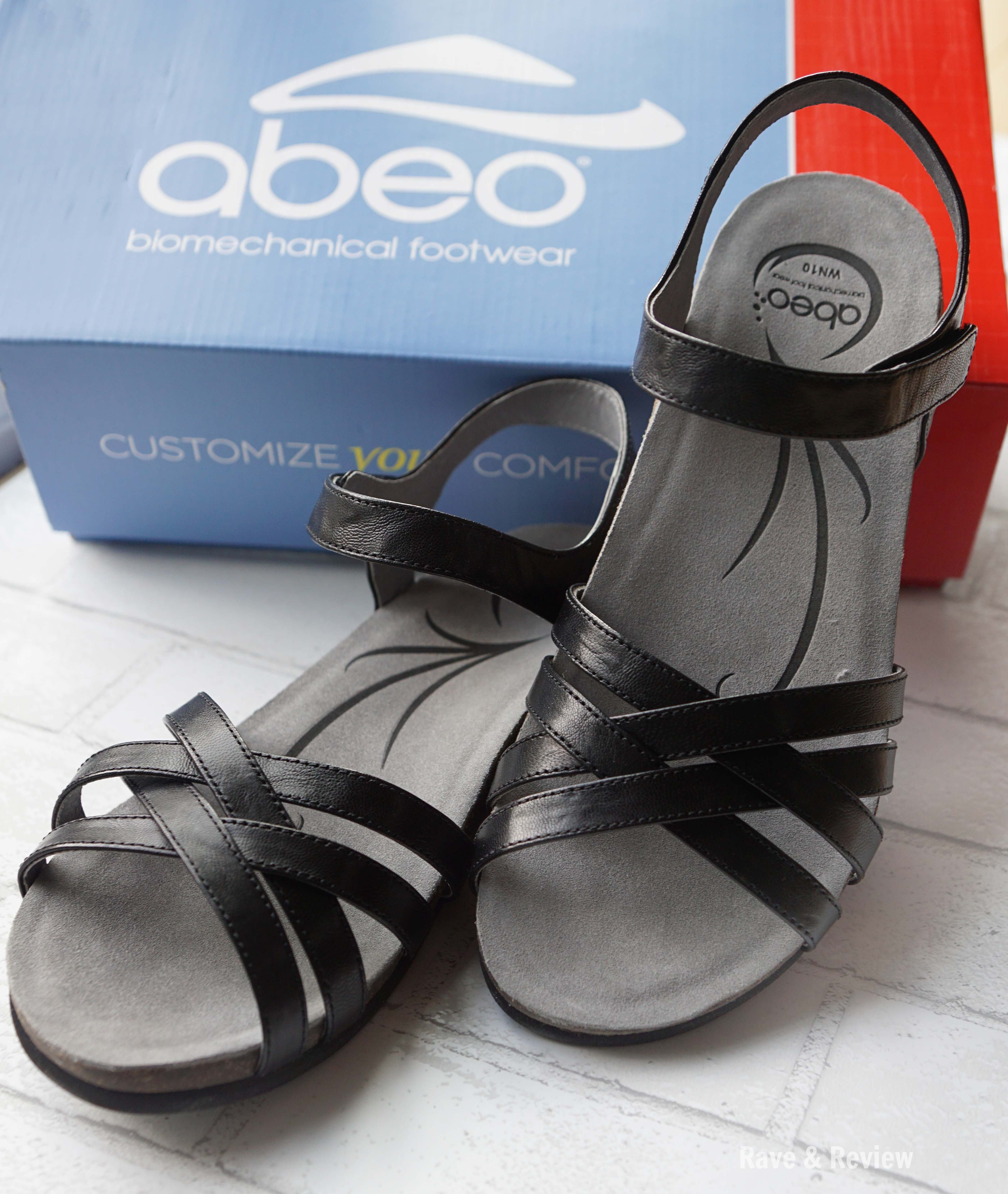 1010542668 ABEO comfortable and customized footwear