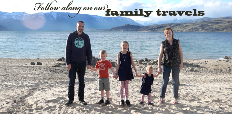 Follow along on our family travels