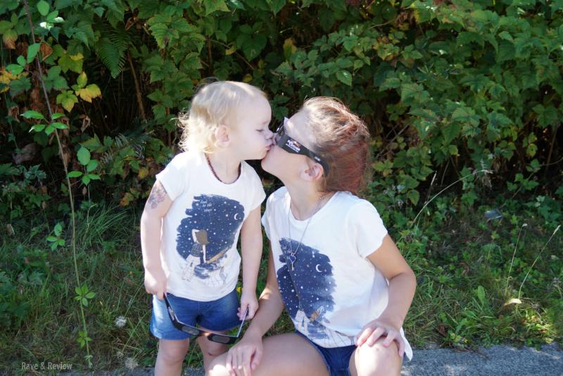Matching Girls Solar Eclipse 3