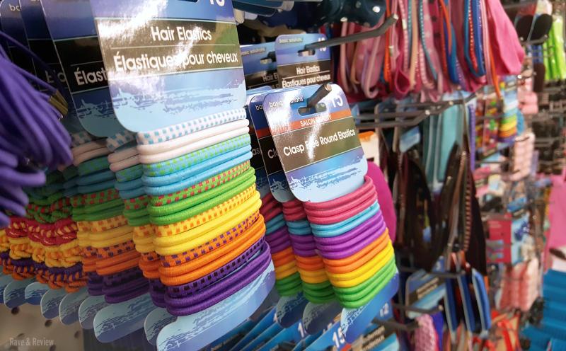 Dollar Store hair bands