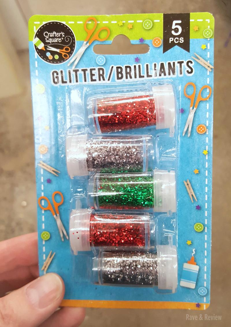 Dollar Store Glitter