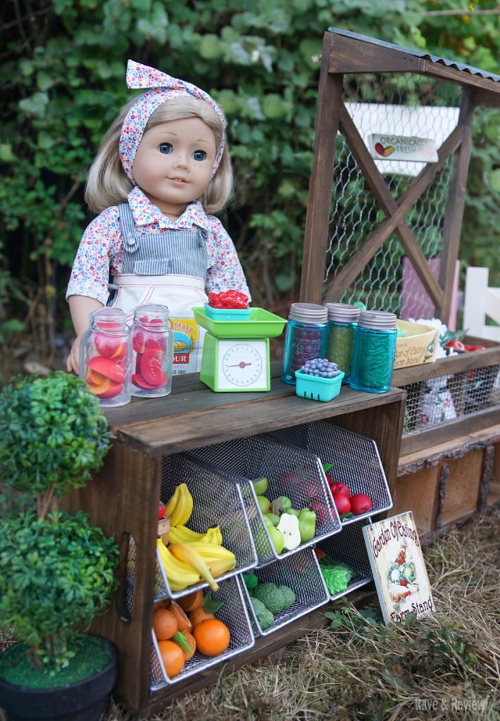 Kit S New Garden Accessories From American Girl Rave Review