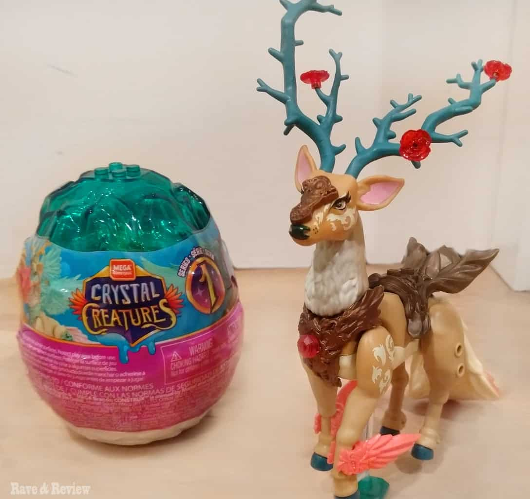 Crystal Creatures deer 2