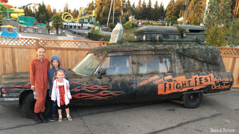 Fright Fest Car