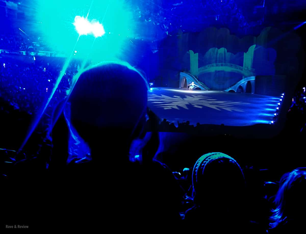 Disney on Ice fans