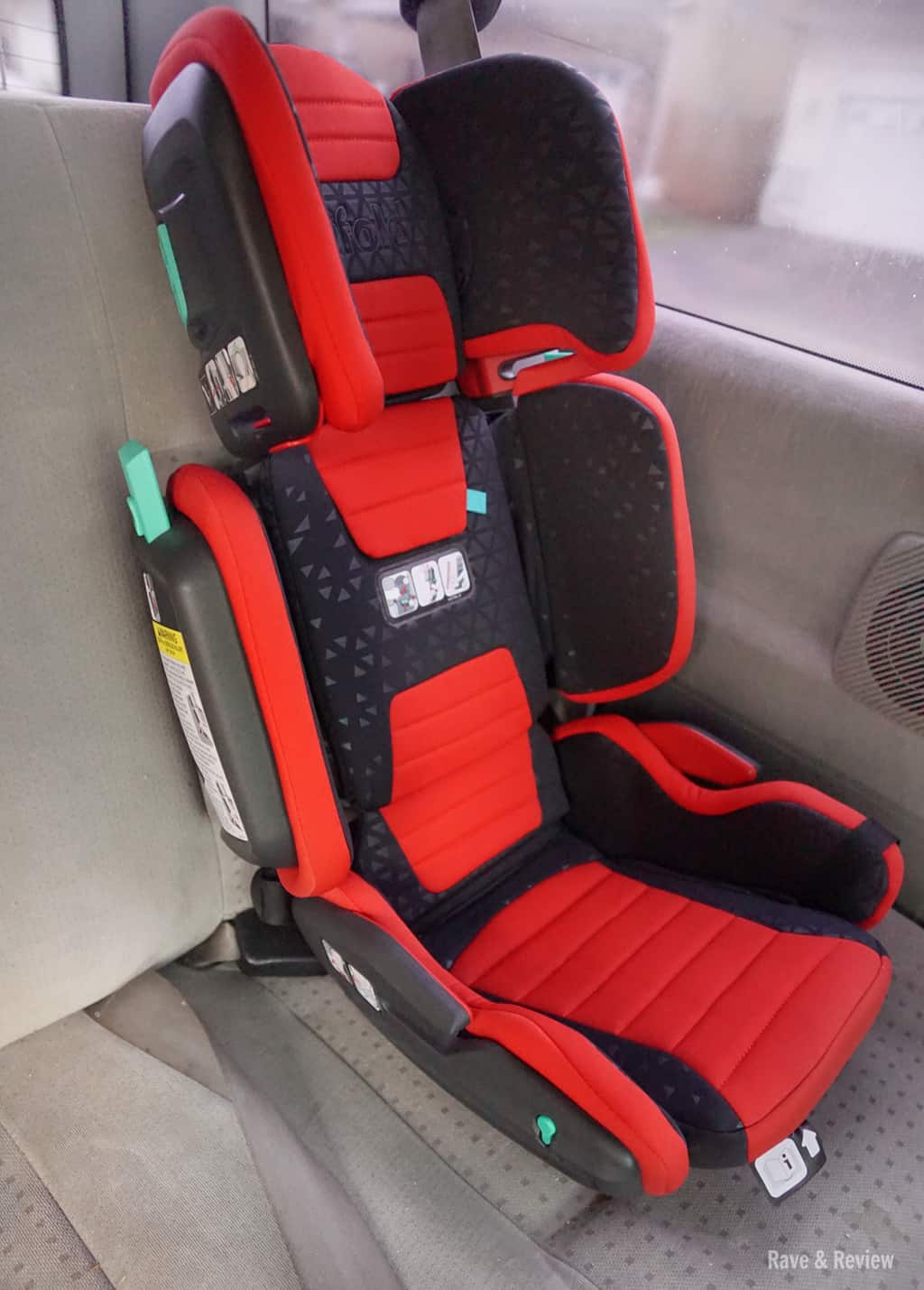 RR hifold seat alone