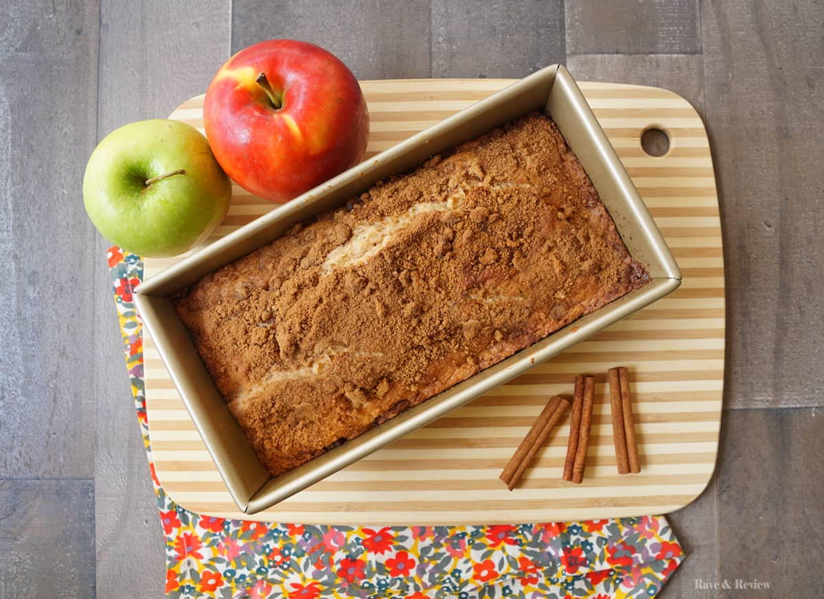 Applesauce bread with self rising flour