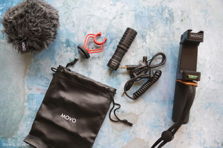 Movo smartphone kit work from home essentials